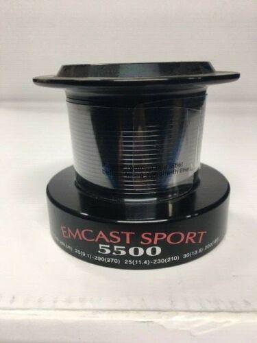 Daiwa Emcast Sport 5500 Spool