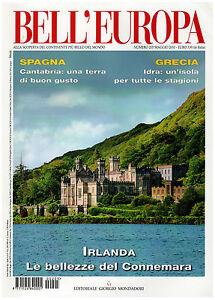 BELL-039-EUROPA-205-SPAGNA-GRECIA-IRLANDA-CONNEMARA-ISTANBUL-TOLOSA-CANTABRIA-COPPET
