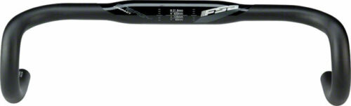 FSA Energy Wing Pro Compact Road Handlebar 31.8 x 42cm Gray Graphic