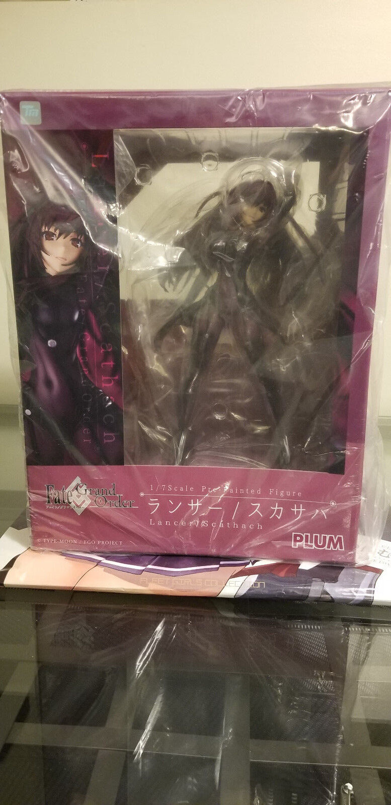 Fate Grand Order Lancer   Scathach Figure PLUM 1 7   Authentic