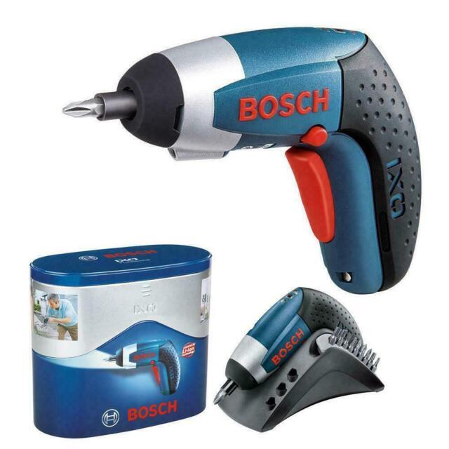 Bosch IXO III 3.6V Professional Cordless Screwdriver Lithium-ion LED Bosch IXO 3