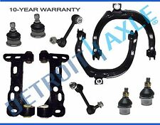 Brand New 10pc Complete Front Suspension Kit for Buick Chevrolet Oldsmobile GMC