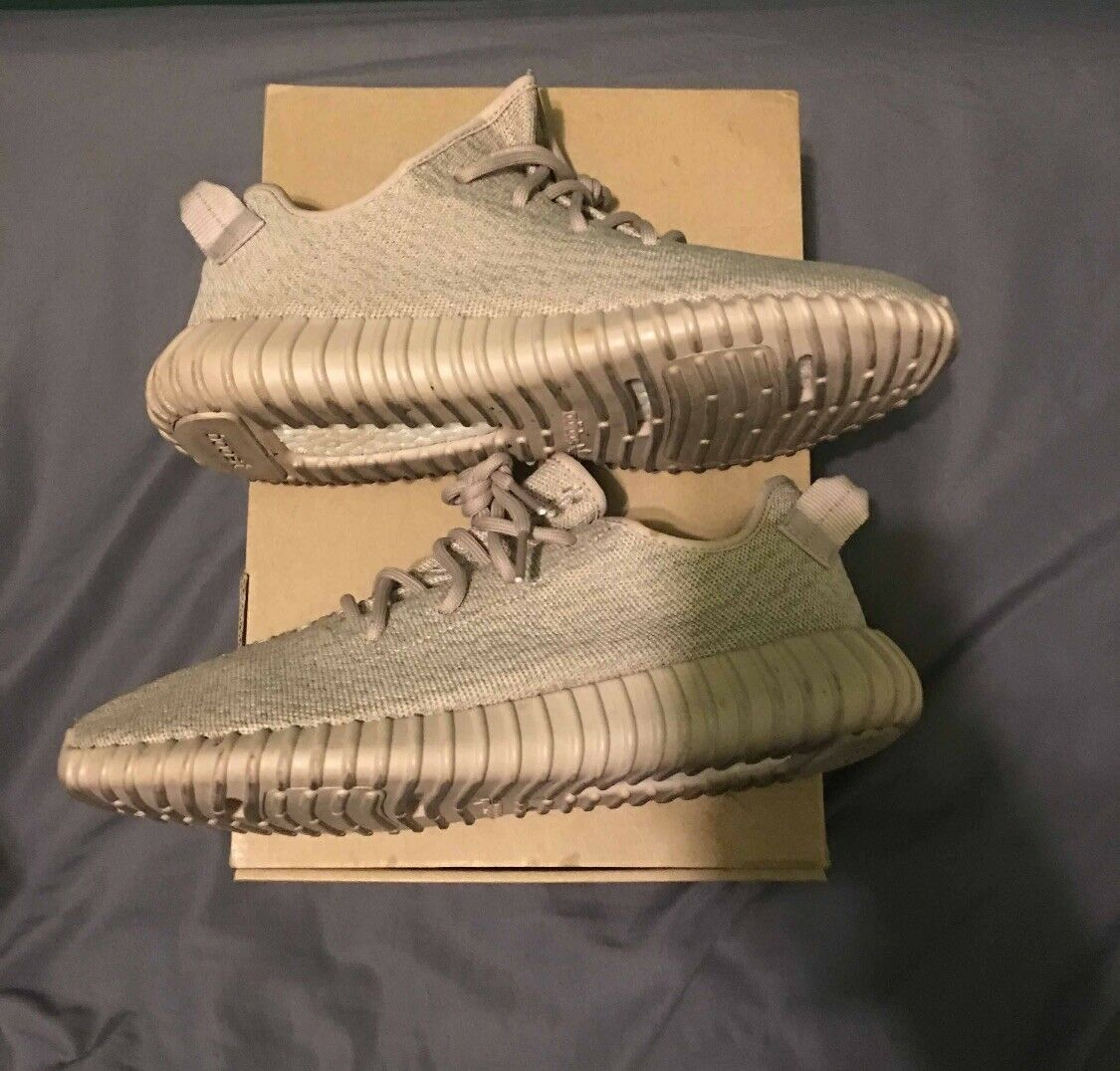 ADIDAS YEEZY 350 OXFORD TAN V1 BOOST size 11 static bred v2 turtle dove pirate