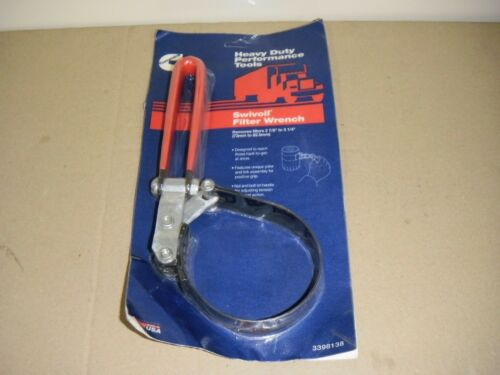 """KD Tools 3083 Swivoil Oil Filter Wrench 3398138 Swivel Head 2-7//8/"""" to 3-1//4/"""""""