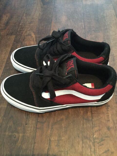 Ultracush Men's 7 Shoes Vans Pro Skate Size Hd Redblack kOiuPXZ