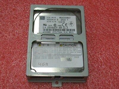"A1//F3.03A NEW Toshiba 4GB IDE//ATA 2.5/""  Hard Drive MK4006MAV HDD2914 G ZE02 T,"