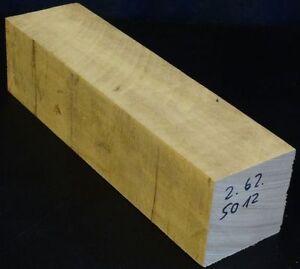1Stk 100cm Quadratleiste Kiefer 13x13mm B51