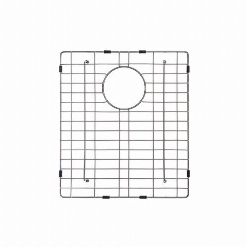 """Kraus Stainless Steel 15/"""" x 17/"""" Sink Grid"""