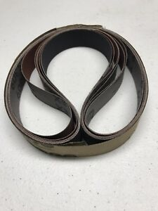 1 Quot X 30 Quot Knife Makers Sanding Belt Set New Klingspor 6 Pc
