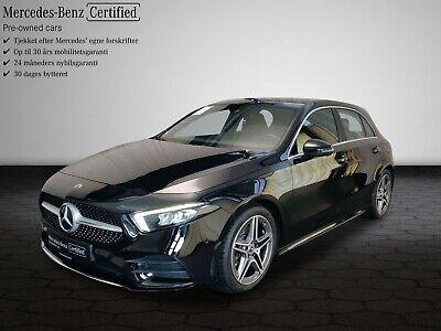 Annonce: Mercedes A220 2,0 Advantage AMG... - Pris 0 kr.