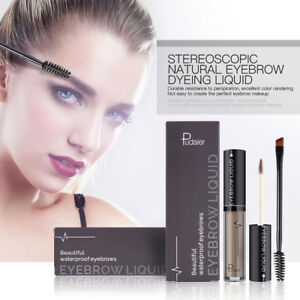840234a23e5 Image is loading New-Eyebrow-Enhancers-Waterproof-Long-Lasting-EyeBrow-Gel-