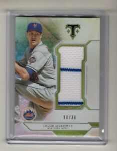 Jacob-DeGrom-2018-Topps-Triple-Threads-Jumbo-Pinstripe-Patch-039-d-36-NY-METS