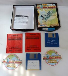 SNOWSTRIKE-by-EPYX-for-Commodore-Amiga