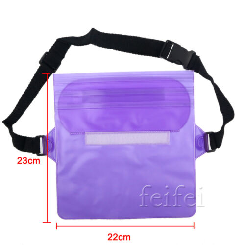 Waterproof Phone Case Dry Case Underwater Bag Colorful For All Smartphones