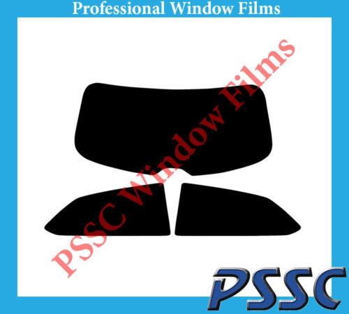 PSSC Pre Cut Rear Car Window Films Seat Leon SC 3 Door Hatch 2013 to 2016