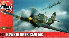 HURRICANE MK I (BATTLE OF FRANCE, RAF MARKINGS) 1/72 AIRFIX NEW TOOLS