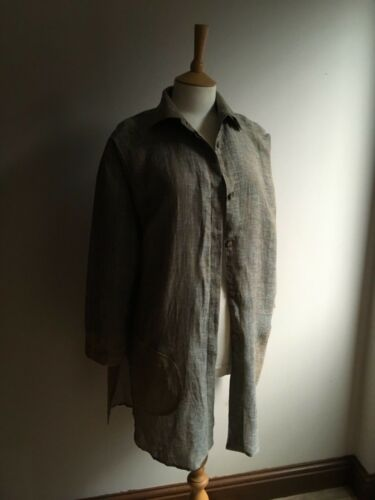 Size 16 Grunert Weave 44 Multi Jacket Pattern 90 uk Elena Linen Check FOpqEwqxC