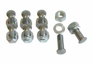 64-79-All-GM-Models-Upper-Ball-Joint-Rivets-Bolts-Nuts-Hardware-Look-NOS-OE
