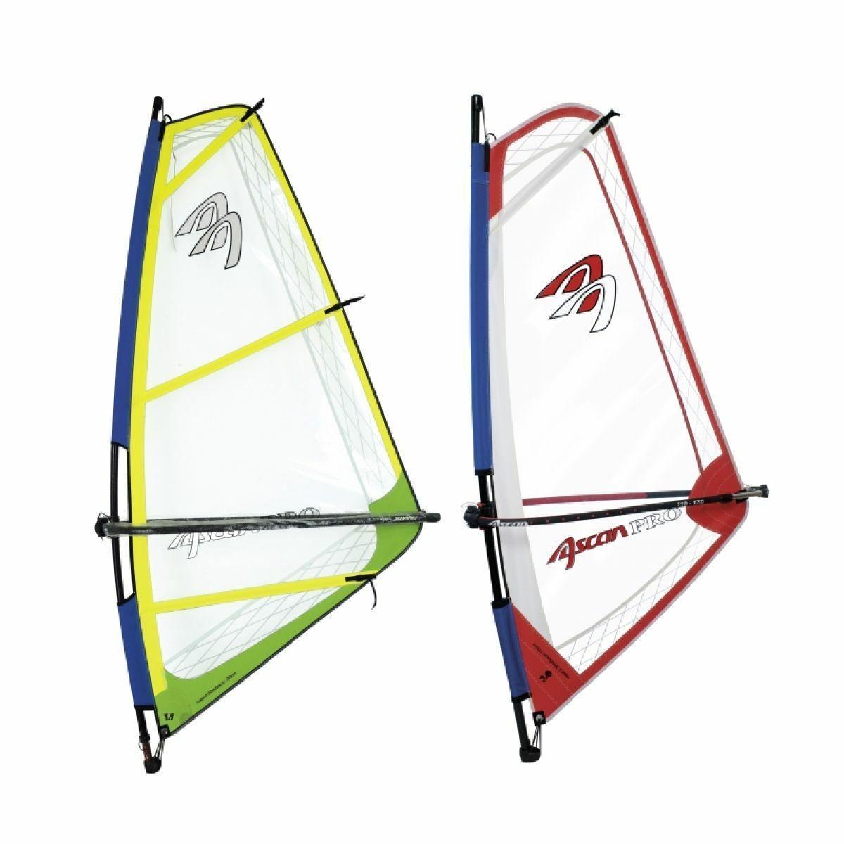 Ascan pro windsurf Rigg jugendrig komplettrig windsurfset