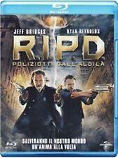 Blu Ray Poliziotti Dall'Aldilà R.I.P.D. - (2014) ** Contenuti Speciali **..NUOVO