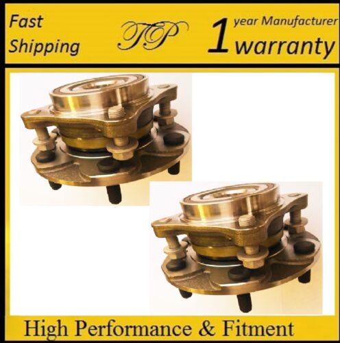 Front Wheel Hub Bearing Assembly fit LEXUS GX460 4WD 4X4 PAIR 2010-2013