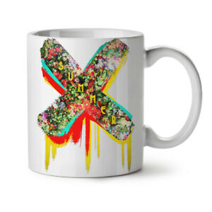 Summer Flower Sea NEW White Tea Coffee Mug 11 oz   Wellcoda