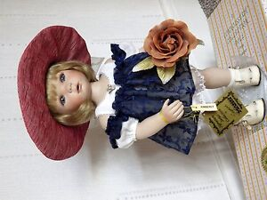 Kimberly-Porcelain-and-Cloth-Doll-by-Seymour-Mann