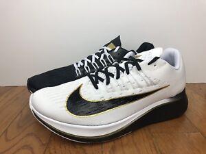 Tamaño para Negro Fly blanco Nike 13 Zoom 006 Oro Raro 880848 hombres qSOfC