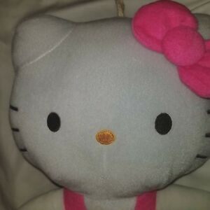 Hello Kitty Plush Doll Stretchkins Life Size Large Dance Exercise