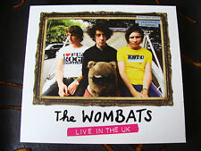 Slip Double: The Wombats : Live  Liverpool 2008  2 CDs