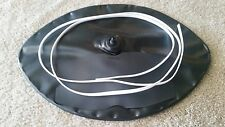WILSON'S NFL FULL SIZE FOOTBALL BLADDER AND LACE PLUS LACING INSTRUCTIONS