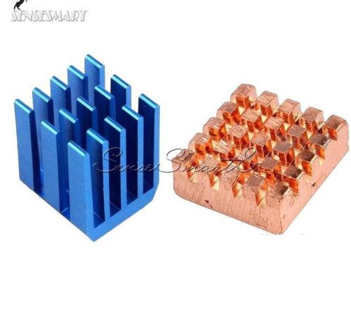 Heat Sink Fan Kit  Copper Aluminium For Raspberry Pi 3 Raspberry Pi 2 B+