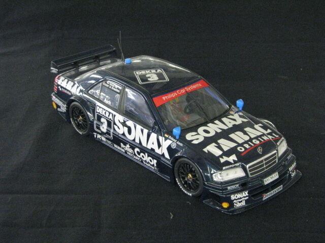 UT Model AMG Mercedes C-Class V6 DTM 1994 1:18 #3 Roland Asch (GER) (MCC)
