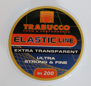 Trabucco Bait Elastic Line
