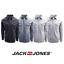 Jack-amp-Jones-Men-039-s-Sheridan-Slim-Fit-Long-Sleeve-Denim-Shirt thumbnail 1