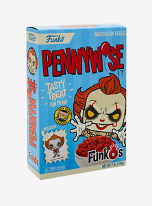 Gothic Exclusive FUNKO It Pennywise Clown de FUNKO céréales et poche POP