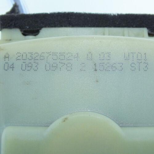 ⭐⭐ A2032675524 Schaltung Automat Schaltkulisse Mercedes-Benz *24 Monate Garantie