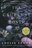 The Cruelest Month: A Chief Inspector Gamache Novel By Louise Penny, (paperback) on sale
