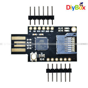 MicroSD Virtual Keyboard Badusb USB TF Memory Keboard ATMEGA32U4 Module