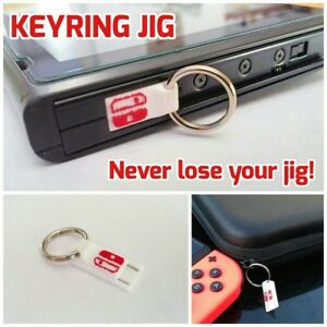 Details about Nintendo Switch RCM Jig Keyring joycon mod for recovery mode  Hack - SX OS SX PRO