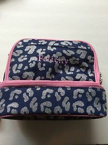 Pottery Barn Teen Gear Up Dual Compartment Lunch Bag