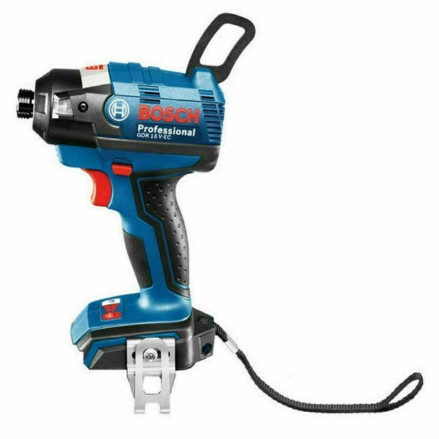 CORDLESS IMPACT WRENCH PROFESSIONAL 2400RPM BODY ONLY#GDS18V-EC 250 BOSCH