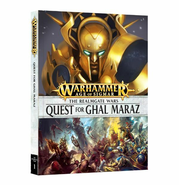 Age of Sigmar, The Realmgate Wars  Quest Pour Glawdys Niamh, New