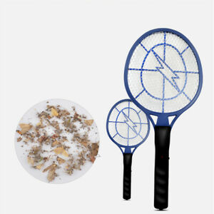 LED-Electric-Handheld-Racket-Mosquito-Swatter-Bug-Pest-Insect-Fly-Zapper-Killer