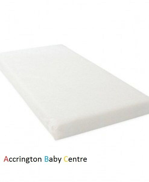 BRAND NEW MATTRESS FOR IKEA COTS 120 60 CM  COT Fully Breathable