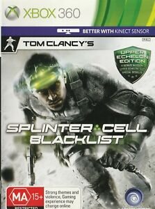 Xbox-360-Game-Tom-Clancy-039-s-Splinter-Cell-Blacklist