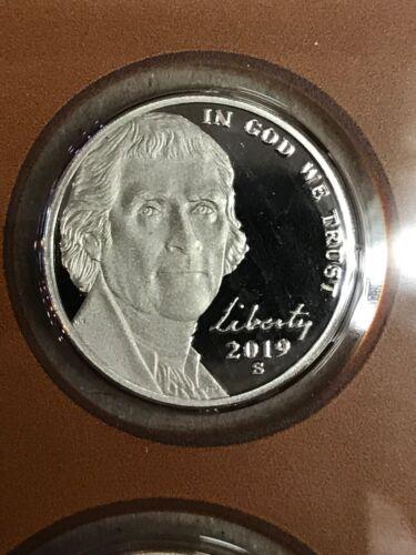 2019 S Jefferson Nickel Proof Nice!