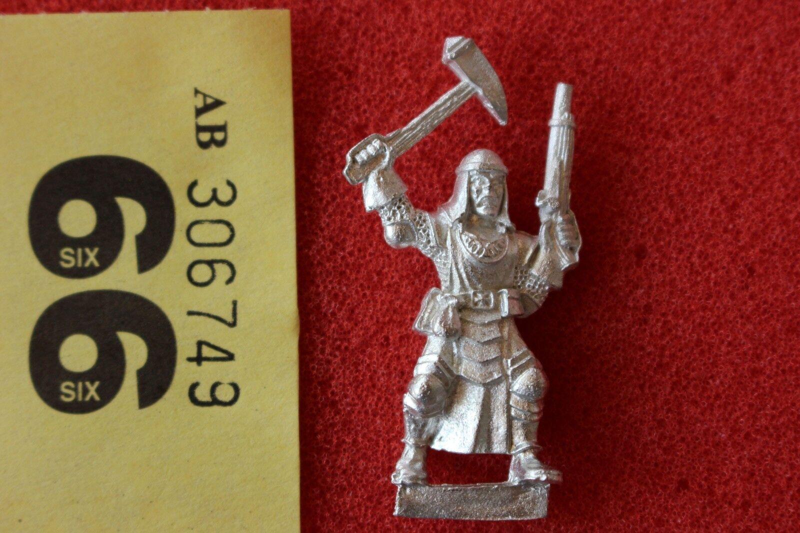 Games Workshop Mordheim Ostlanders Warhammer Empire Metal Figure Mint New OOP A1