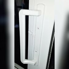 Gordon Cellar Chrome Exterior Keyed Lock Sliding Door Handle Galvanized Steel For Sale Online Ebay