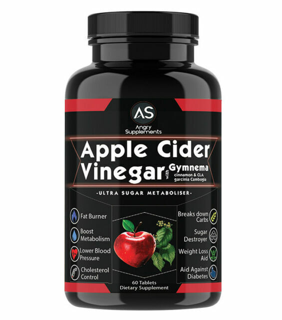 dieting with apple cider vinegar pills
